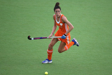 Naomi van AS Hockey World League Final Rosario 2015 - Day 1