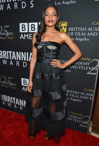 Naomie Harris - 2012 BAFTA Los Angeles Britannia Awards Presented By BBC AMERICA - Red Carpet