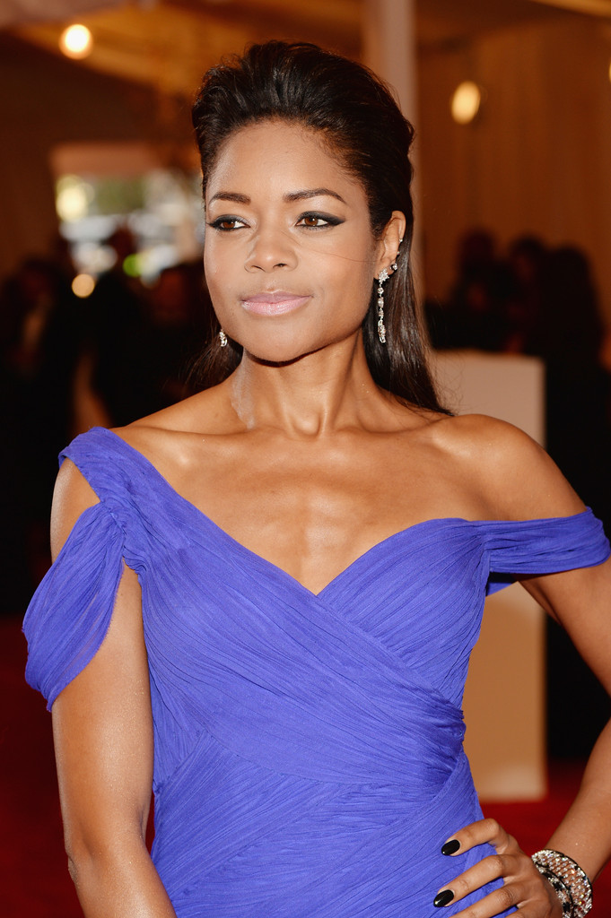 Naomie Harris - Red Carpet Arrivals at the Met Gala
