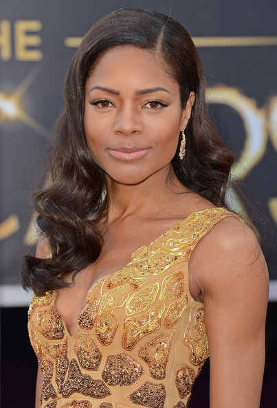 Naomie Harris - Red Carpet Arrivals at the Oscars