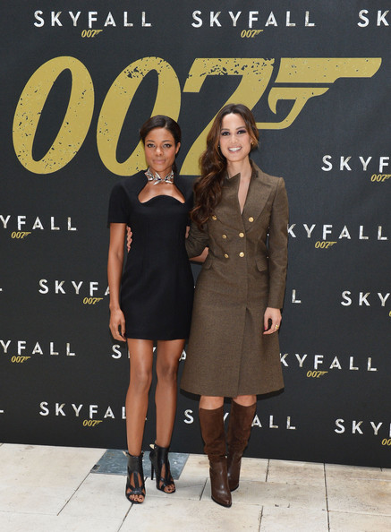 "Naomie Harris - ""Skyfall"" Cast Photo Call"