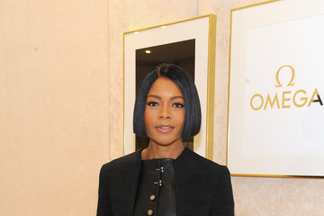 Naomie Harris OMEGA Unveils 'Her Time' Pop-Up Boutique with Naomie Harris