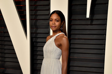 Naomie Harris 2017 Vanity Fair Oscar Party Hosted By Graydon Carter - Arrivals