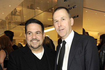 Narciso Rodriguez Barneys New York Celebrates Its New Downtown Flagship In New York City