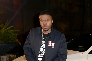 Nas Rolling Stone Live: Houston Presented by Budweiser and Mercedes-Benz. Produced in Partnership With Talent Resources Sports. - Arrivals
