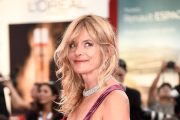 Nastassja Kinski Opening Ceremony and 'Everest' Premiere - 72nd Venice Film Festival