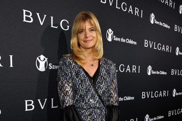 Nastassja Kinski BVLGARI And Save The Children Pre-Oscar Event - Red Carpet