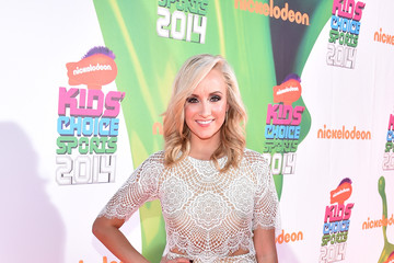 Nastia Liukin Arrivals at the Nickelodeon Kids' Choice Sports Awards — Part 2