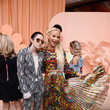 Nat Getty Alice And Olivia By Stacey Bendet - Presentation - September 2019 - New York Fashion Week: The Shows