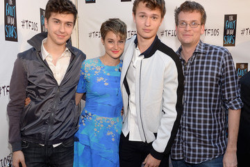 Nat Wolff Ansel Elgort 'The Fault in Our Stars' Miami Fan Event