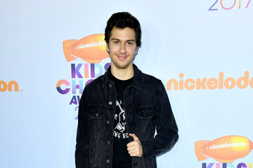 Nat Wolff Nickelodeon's 2017 Kids' Choice Awards - Arrivals