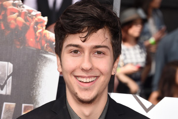 Nat Wolff Arrivals at the MTV Movie Awards — Part 2