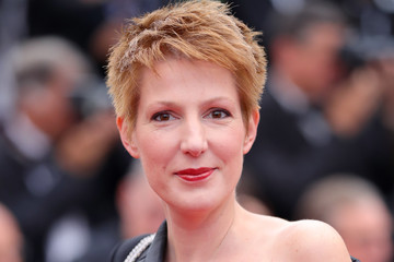 Natacha Polony 'Sibyl'Red Carpet - The 72nd Annual Cannes Film Festival
