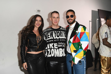 Natalia Barulich Jeremy Scott - Backstage - February 2019 - New York Fashion Week: The Shows