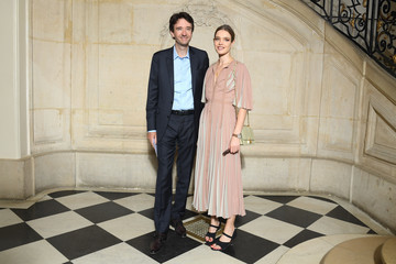 Natalia Vodianova Antoine Arnault Christian Dior: Photocall - Paris Fashion Week Womenswear Fall/Winter 2019/2020
