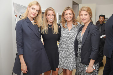 Natalia Vodianova CNBC Panel at the Core Club