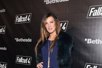 Natalie Burn 'Fallout 4' Video Game Launch Event - Los Angeles, CA