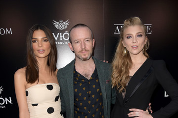 Natalie Dormer Anthony Byrne Premiere Of Vertical Entertainment's 'In Darkness' - Red Carpet