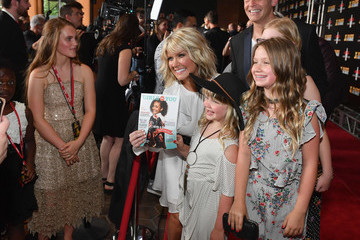 Natalie Grant 6th Annual KLOVE Fan Awards At The Grand Ole Opry House - Arrivals