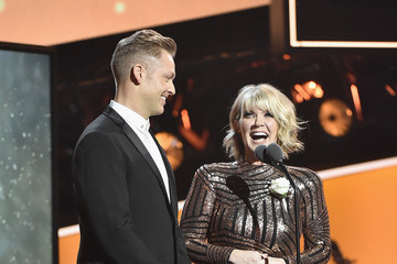 Natalie Grant 60th Annual GRAMMY Awards - Premiere Ceremony