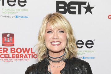 Natalie Grant BET Presents Super Bowl Gospel Celebration - Red Carpet