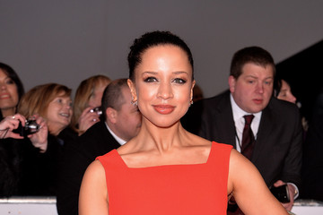 Natalie Gumede Arrivals at the National Television Awards