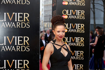 Natalie Gumede Laurence Olivier Awards - Red Carpet Arrivals