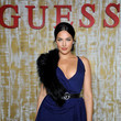 Natalie Halcro GUESS Glitz and Glam Holiday Event