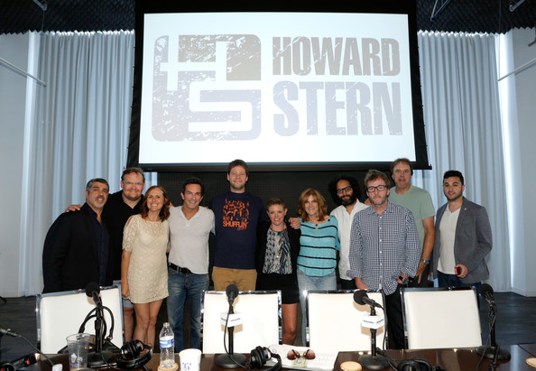Celebrity Superfan Roundtable with Howard Stern