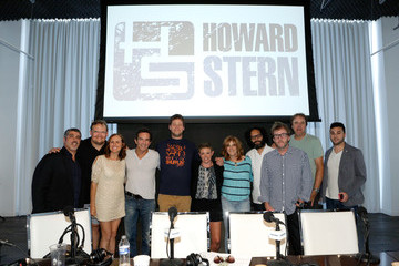 Natalie Maines Celebrity Superfan Roundtable with Howard Stern