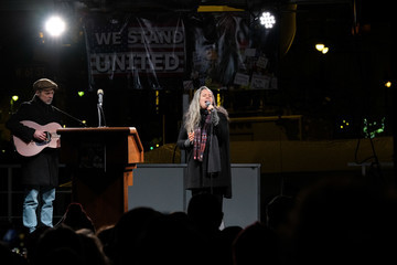 Natalie Merchant We Stand United NYC Rally