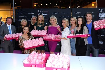 Natalie O'Hara Celebs at the Late Night Shopping Event