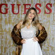 Natalie Pack GUESS Glitz and Glam Holiday Event