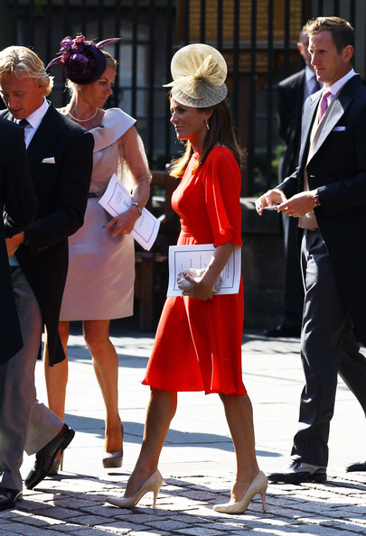 e290b070 Natalie Pinkham Photos Photos - Zara Phillips Marries Mike Tindall ...