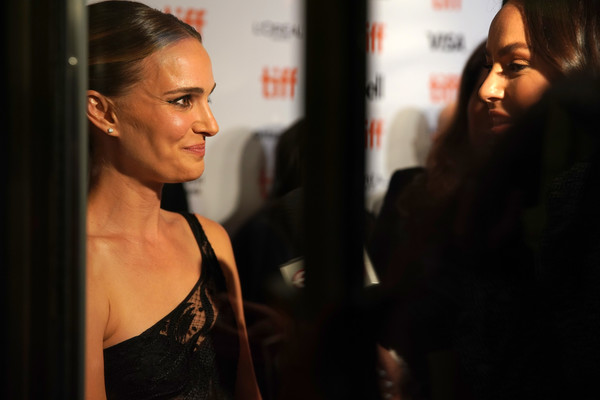 2019 Toronto International Film Festival - 'Lucy In The Sky' Premiere - Arrivals