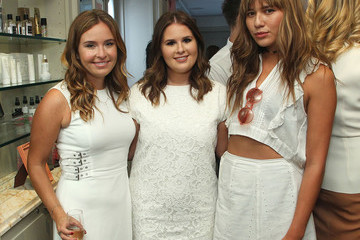 Natalie Suarez Guests Attend the Blushington New York City Grand Opening Party