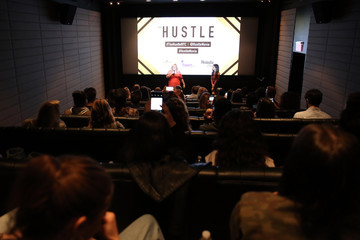 Natalie Zfat 'The Hustle' VIP Screening Hosted By Rebel Wilson And Natalie Zfat