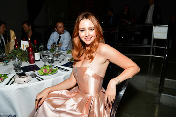 Natasha Bassett 6th Annual Australians in Film Award & Benefit Dinner - Inside