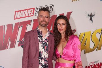 Natasha Halevi Premiere Of Disney And Marvel's 'Ant-Man and the Wasp' - Arrivals