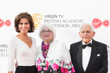Natasha Kaplinsky Virgin TV BAFTA Television Awards - Red Carpet ARrivals
