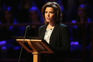 Natasha Kaplinsky Holocaust Memorial Day Ceremony
