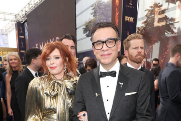 Natasha Lyonne Fred Armisen IMDb LIVE After The Emmys Presented By CBS All Access