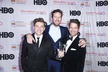 Nate Berkus Family Equality Council's Impact Awards At The Globe Theatre, Universal Studios - Arrivals