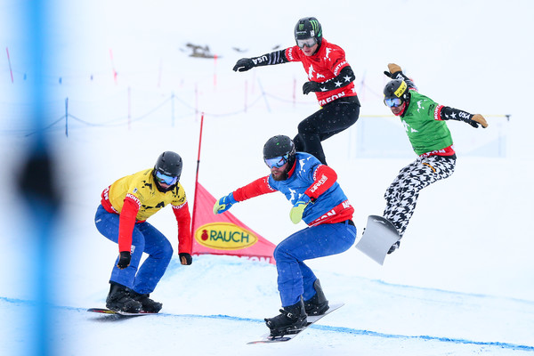 FIS Freestyle Ski World Cup - Men's and Women's Snowboardcross []