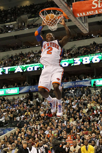 Nate Robinson Photos Photos - Sprite Slam Dunk Contest ...