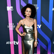 Nathalie Emmanuel AT&T Super Saturday Night - Arrivals
