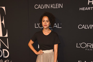 Nathalie Emmanuel 25th Annual ELLE Women In Hollywood Celebration - Arrivals