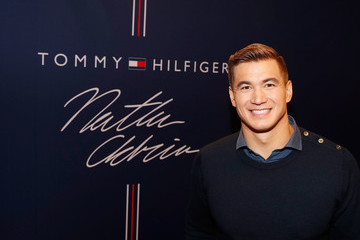 Nathan Adrian Tommy Hilfiger Store Las Vegas Nathan Adrian PA
