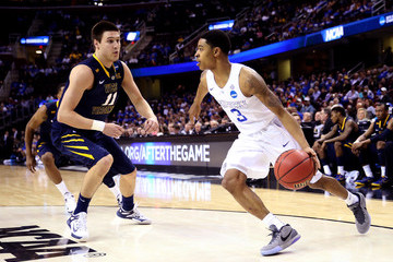 Nathan Adrian NCAA Basketball Tournament - Midwest Regional - Cleveland