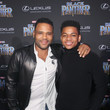 Nathan Anderson The Los Angeles World Premiere of Marvel Studios' 'Black Panther'